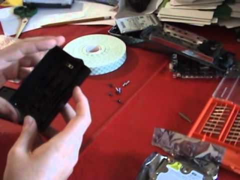 How to transfer an old style xbox 360 hard drive to a slim case
