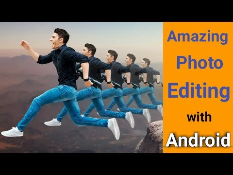 Best Echo Effect Photo editor Apps | Android Photo Editor | Awesome photo editing