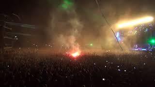 Fear of the dark - Iron Maiden / Athens 2018 ( Terra Vibe Park )