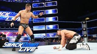 Dolph Ziggler vs. The Miz - Intercontinental Championship Match: SmackDown LIVE, Sept. 20, 2016