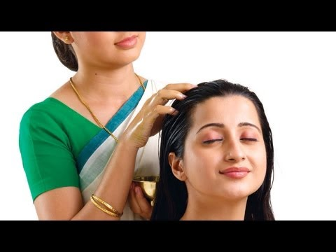 Herbal beauty care for hair