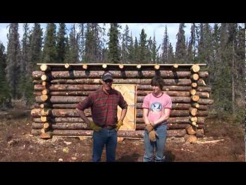 Cabin In Alaska Youtube
