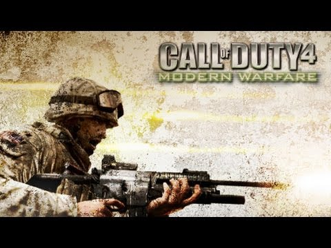 � Call of Duty 4: MW Walkthrough - Part 1: Crew Expendable.