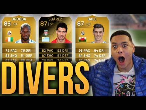FIFA 14 - THE FUNNIEST DIVES!