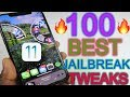 Top 100 Best Cydia Tweak On iOS 11