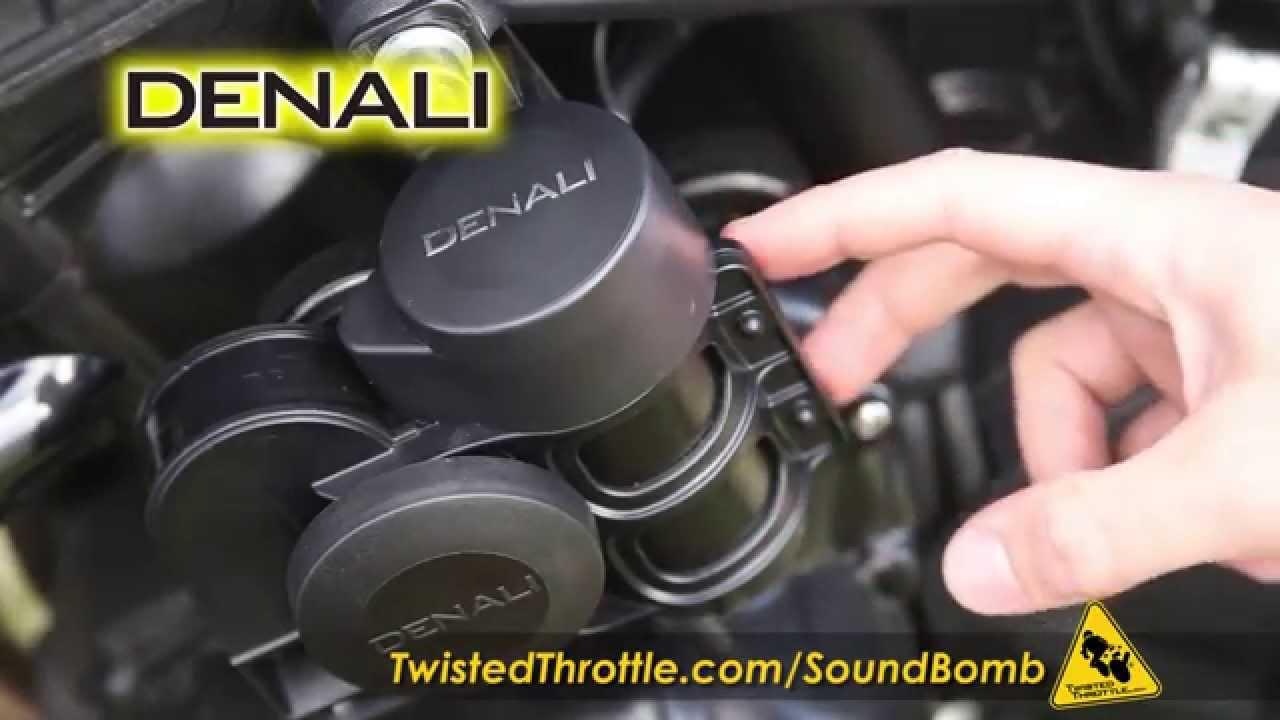 Denali Soundbomb Review Youtube