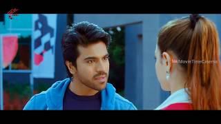 Rachaa - Ram Charan & Tamannaah  Love Scene || Racha Movie