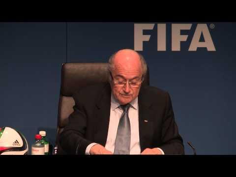Sepp Blatter 'apologises' for 2022 World Cup fiasco