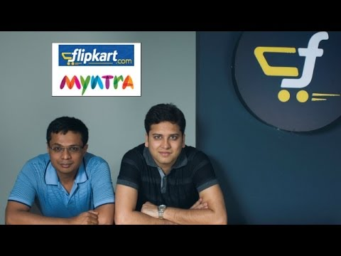 Flipkart Acquires Myntra to Put Up A Strong Face In Front Of Amazon