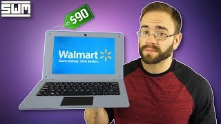 I Bought The Cheapest Laptop Possible From Walmart...