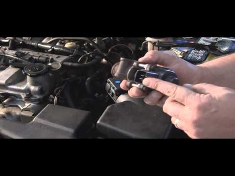 How to Clean or Change EGR Valve: Mazda Protege Example