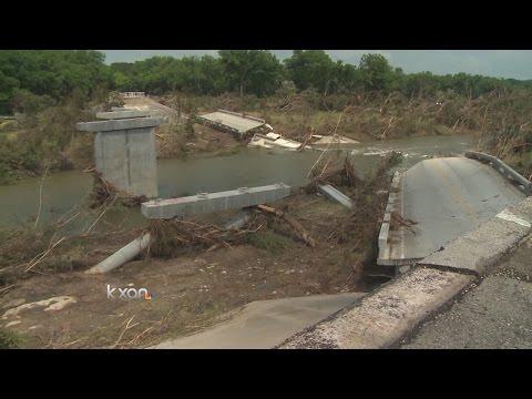 'Historic natural disaster of epic proportion' crumbles bridges