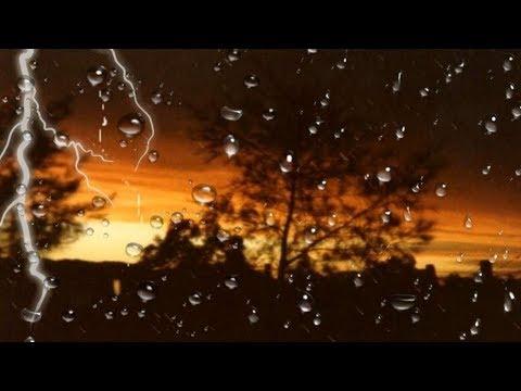 12 HOURS OF WIND, RAIN, THUNDER AND LIGHTNING