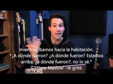 JAMES MASLOW REACTS TO FAN FICTION! (Subtitulado al Español)