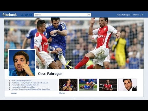 Fabregas: 'Arsenal Fans Love Me!' | Wilshere: 'Ok, mate'