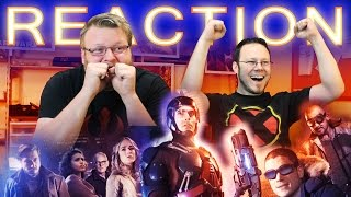 Legends of Tomorrow REACTION First Look