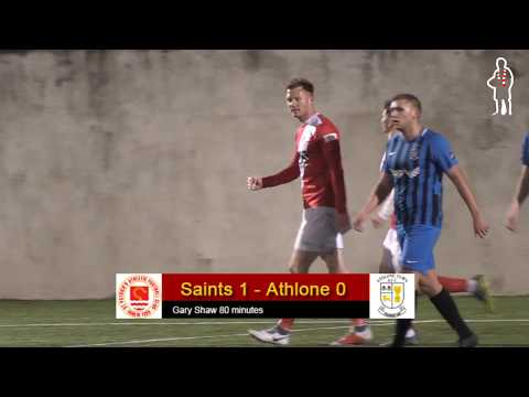 Goals! (vs Athlone Town 05/02/2019)