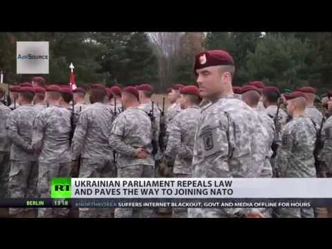Breaking News Ukraine joining NATO could trigger all out war become Russia enemy