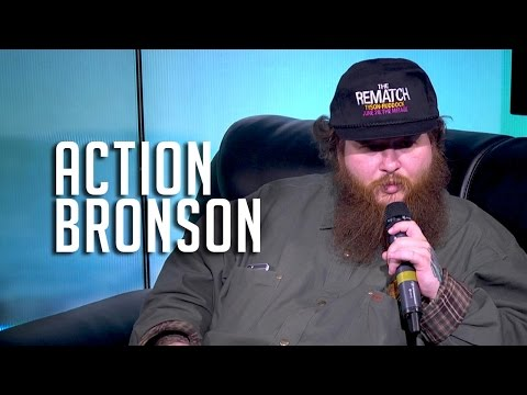 Action Bronson Reveals Past Steroid use + Gives Nessa Cooking Tips!