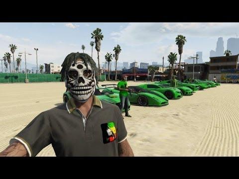 Gta 5 Online Crew Cars Gta Online Crew Cars Ganja