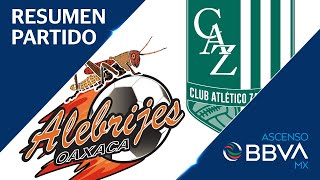 Resumen y Goles | Alebrijes vs A. Zacatepec (5-3 Global) | Ascenso BBVA MX - Gran Final