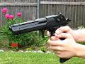 Desert Eagle CO2 airsoft pistol