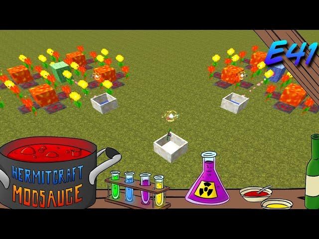 Minecraft Mods - ModSauce - ALL THE MANA ( Hermitcraft Modded Minecraft E1 )
