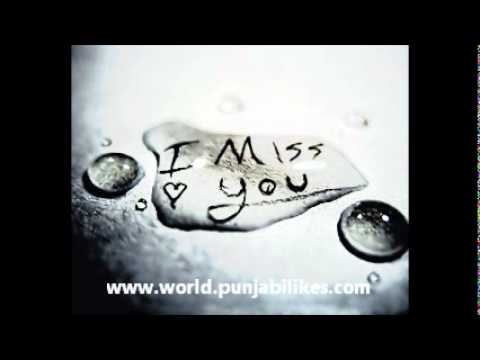 Memories - Yaad Teri Aundi Rendi - Punjabi Sad Song video
