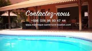 La Villa Bleue - Martinique sainte-Luce Location