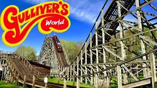 Gulliver's World Warrington 22/04/18