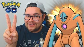 2 REASONS why YOU NEED *DEOXYS* Defense Forme! (Pokémon GO)