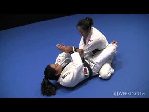 Hannette Staack - Arm Bar from Guard for People Who Like to Win - BJJ Weekly #081 Image 1