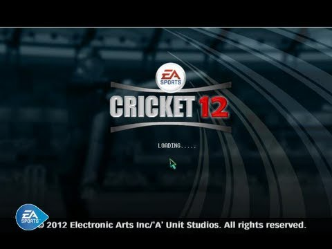 EA Sports Cricket 2012 - Patch for 2007 + IPL-5 Patch Links