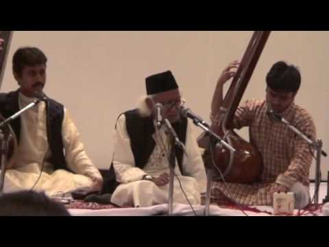 Ustaad Abdul Rashid Khan: Performing at the age of 102 years-Part 1