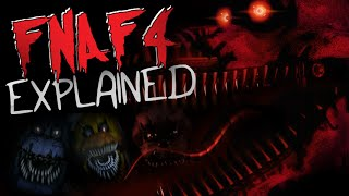 IS THE ENDING A LIE?? | Five Nights At Freddy's 4 EXPLAINED