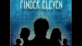 Watch Finger Eleven Gather  Give video