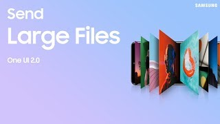Use Link Share to send large files on your Galaxy phone | Samsung US