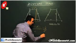 İkizkenar Yamukta Alan - Önder Hoca ile Pratik Geometri