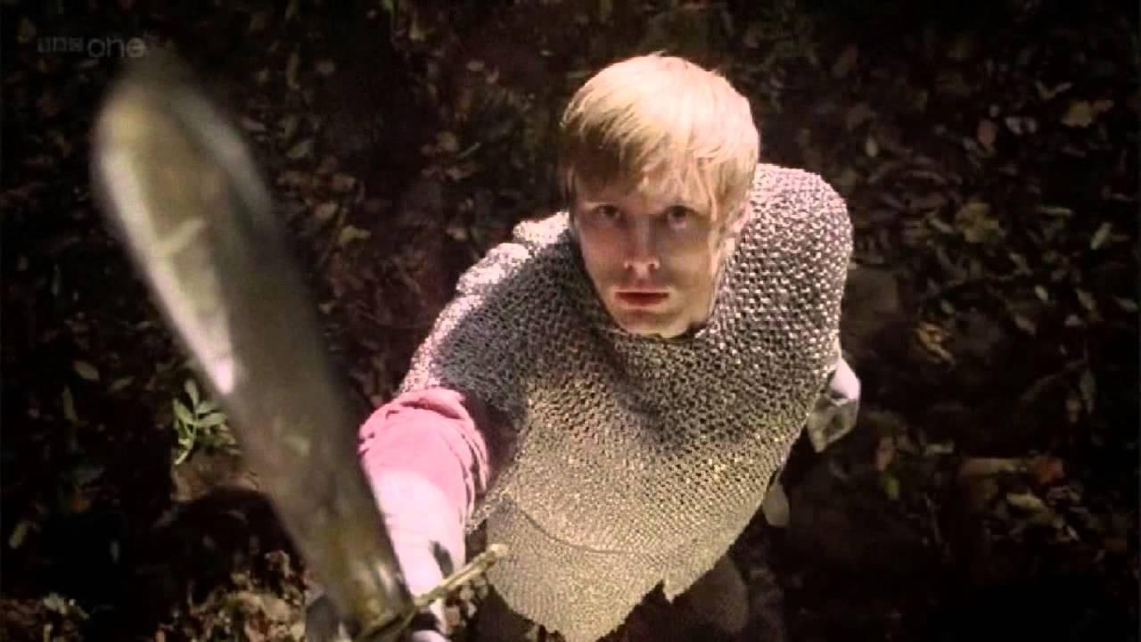merlin bbc and legend excalibur arthur and sword magic