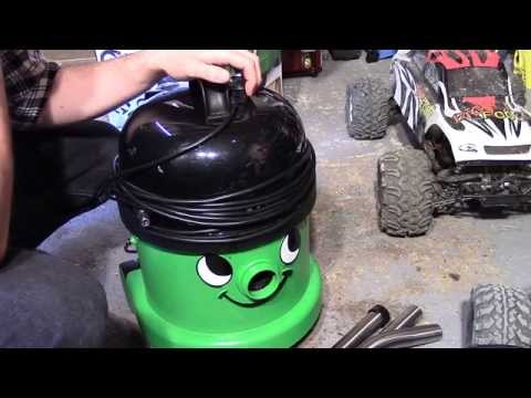 Numatic George Carpet Washer Review  - RustySkull Productions