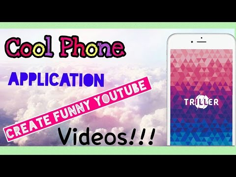 WHAT IS NEW! TRILLER  - Phone App Tutorial