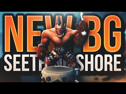 How to 'FRACKING' Win Seething Shore - Venruki Battleground Gameplay