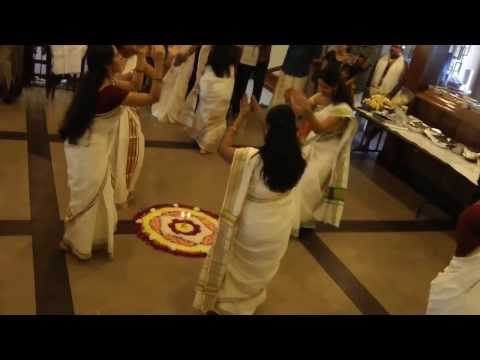 Thiruvathira - Kaithapoo Manamenthe - Cypress Point Onam 2013 video