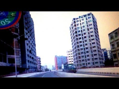 Gulistan Jatrabari Flyover Dhaka HD - Dhaka City Drive Episode - Bangladesh