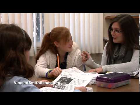 Vincent Smith School Video - 08/23/2013