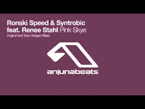 Ronski Speed & Syntrobic feat. Renee Stahl - Pink Skye (Original Mix)