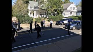 SCANNER AUDIO: Brockton police-involved shooting