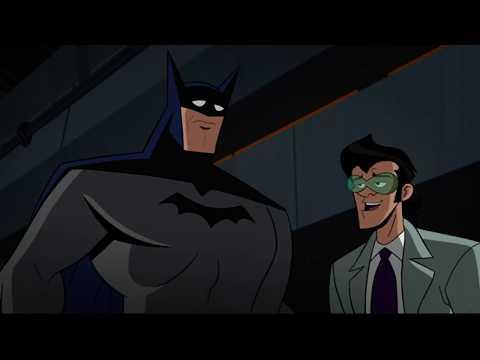 Первое нераскрытое дело Бэтмена