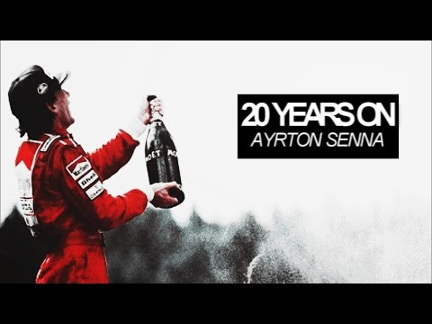 Ayrton Senna Tribute - 20 Years on