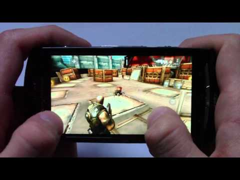Xperia NEO V ShadowGun Gameplay HD!